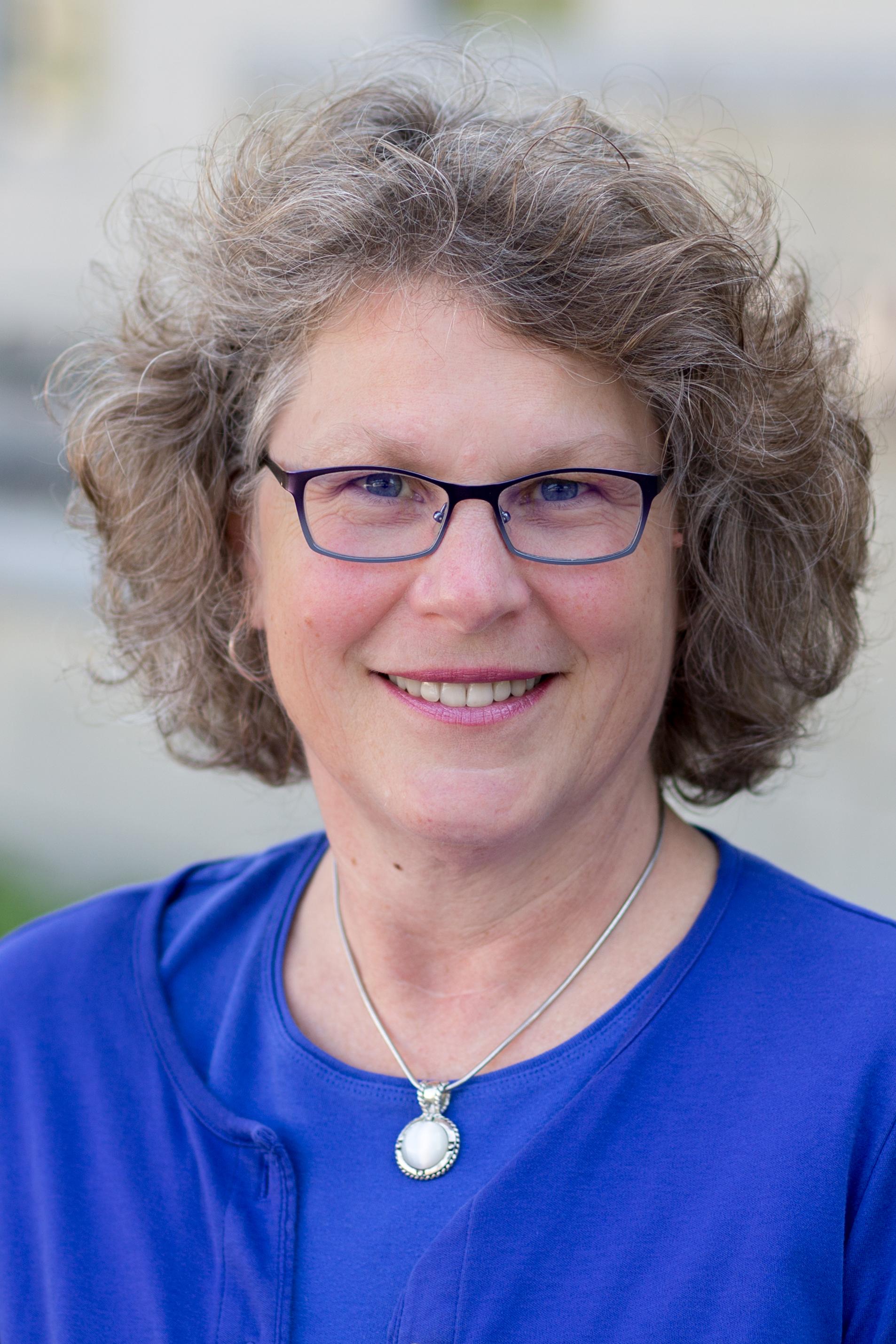 Karen Pearson, MLIS, MA